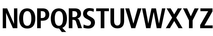 OPTIFranz-SixtySeven Font UPPERCASE