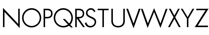 OPTIFuturaAgMite-Four Font UPPERCASE