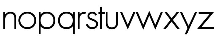 OPTIFuturaAgMite-Four Font LOWERCASE