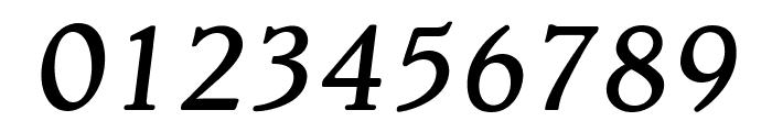 OPTIGargoyle-Italic Font OTHER CHARS