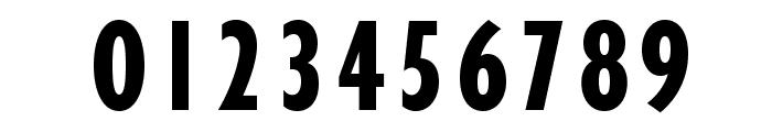 OPTIGibbyDFive-Compressed Font OTHER CHARS