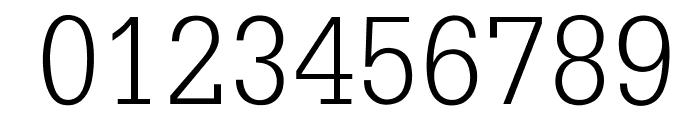 OPTIGleam-Light Font OTHER CHARS