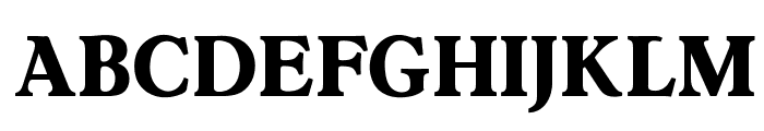 OPTIHollandseBoldAgency Font UPPERCASE