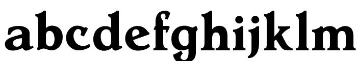 OPTIHollandseSemiBoldAg Font LOWERCASE