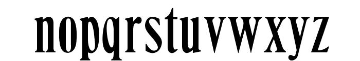 OPTIHowland Font LOWERCASE