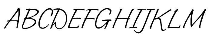 OPTIIngramFive Font UPPERCASE