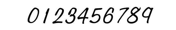 OPTIJackson Font OTHER CHARS