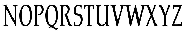 OPTIJacquie-Special Font LOWERCASE