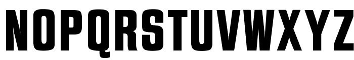 OPTIJaffaGothicBold Font UPPERCASE