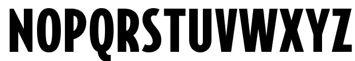 OPTIJake-Black Font UPPERCASE
