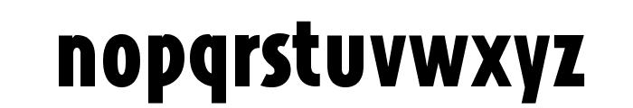 OPTIJake-Black Font LOWERCASE