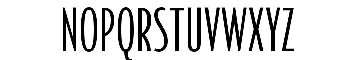 OPTIJakeOSF Font UPPERCASE