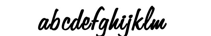 OPTIJefferson Font LOWERCASE
