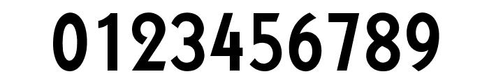 OPTIKabelBoldCondensed Font OTHER CHARS