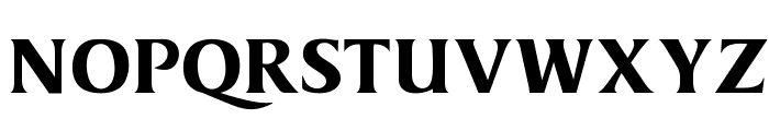 OPTIKeene-Bold Font UPPERCASE
