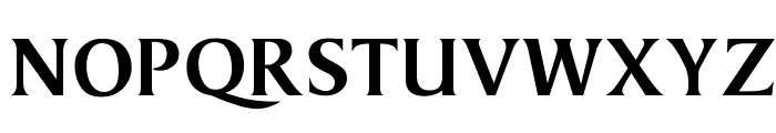 OPTIKeene-Medium Font UPPERCASE