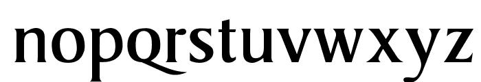 OPTIKeene-Medium Font LOWERCASE