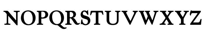 OPTIKite-Bold Font UPPERCASE