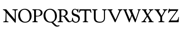 OPTIKiteLight Font UPPERCASE