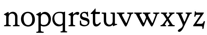 OPTIKiteLight Font LOWERCASE