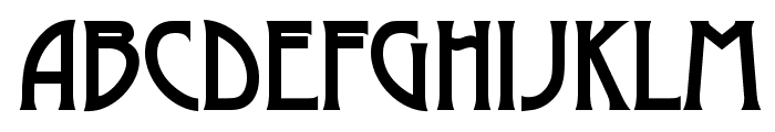 OPTILago-Caps Font UPPERCASE