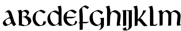 OPTILignier-Caps Font UPPERCASE