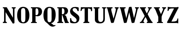 OPTILondon-Bold Font UPPERCASE