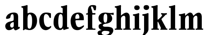 OPTILondon-Bold Font LOWERCASE