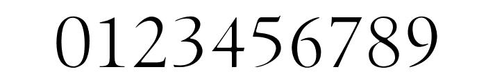 OPTILondon-Roman Font OTHER CHARS