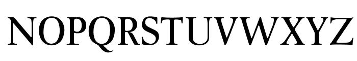 OPTILondon-SemiBold Font UPPERCASE