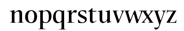 OPTILondon-SemiBold Font LOWERCASE