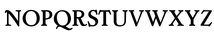 OPTILothario-Medium Font UPPERCASE