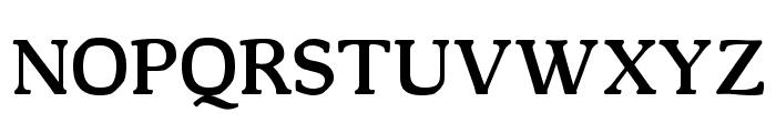 OPTIMagnaCarta-Bold Font UPPERCASE