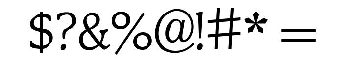 OPTIMagnaCarta-Regular Font OTHER CHARS