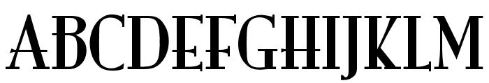 OPTIMargueritte-SolidBold Font UPPERCASE