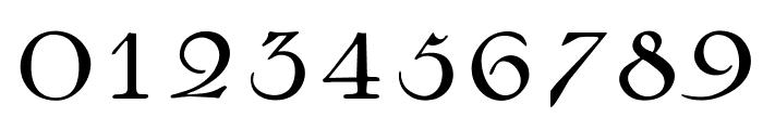 OPTIMayflower Font OTHER CHARS