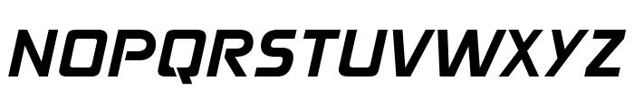 OPTIMirc-Bold Font UPPERCASE