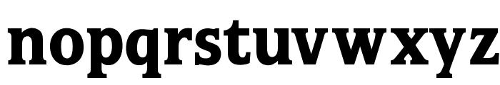 OPTIMoldy-DemiBold Font LOWERCASE