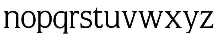 OPTIMoldyLightAd Font LOWERCASE