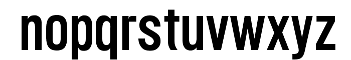 OPTINational-Gothic Font LOWERCASE