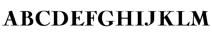 OPTINaval-Black Font UPPERCASE