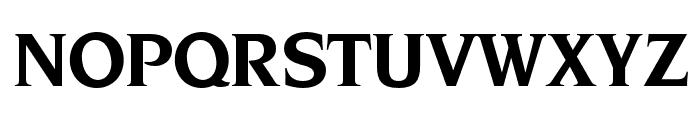 OPTINonoy-Bold Font UPPERCASE