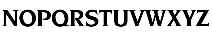 OPTINonoy-BoldItalic Font UPPERCASE