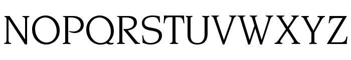 OPTINonoy-Book Font UPPERCASE
