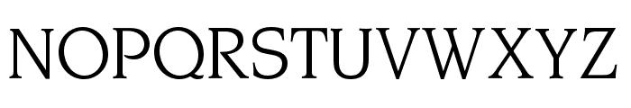 OPTINonoy-BookItalic Font UPPERCASE