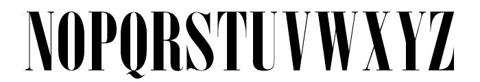 OPTIOcelot Font UPPERCASE