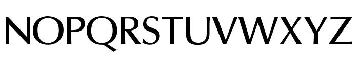 OPTIOptionMedium Font UPPERCASE