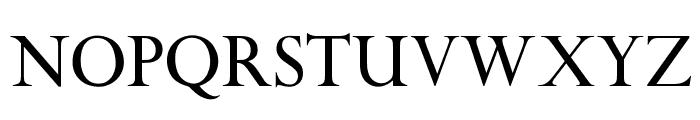 OPTIPapong-Light Font UPPERCASE