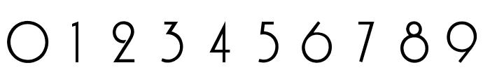 OPTIPashey Font OTHER CHARS