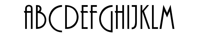 OPTIPashey Font LOWERCASE